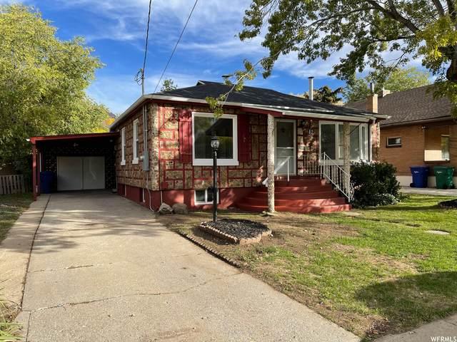 982 Gramercy Ave, Ogden, UT 84404 (#1776446) :: Bear Phelps Group