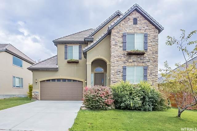 4718 N Sunset Way, Lehi, UT 84043 (#1776458) :: Real Broker LLC