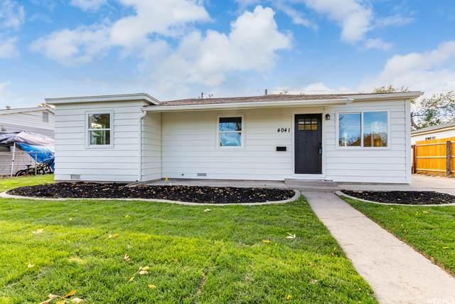4041 W 5780 S, Salt Lake City, UT 84118 (#1776466) :: Colemere Realty Associates