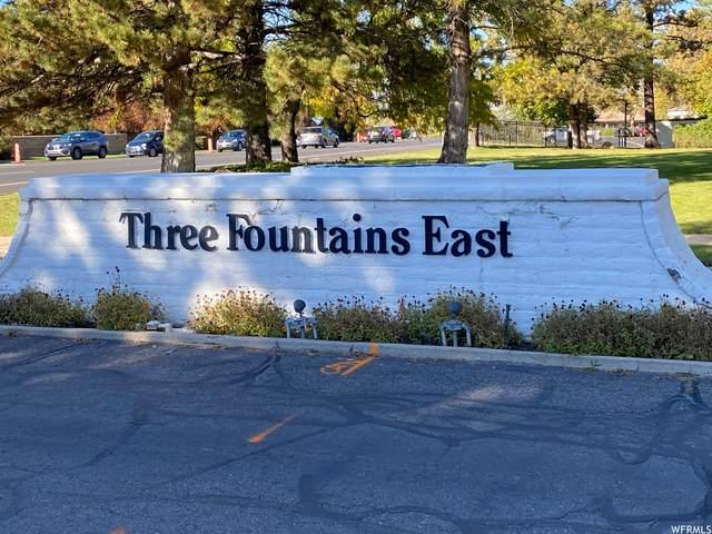 4959 S Eastridge Ln #157, Salt Lake City, UT 84117 (#1776471) :: Colemere Realty Associates
