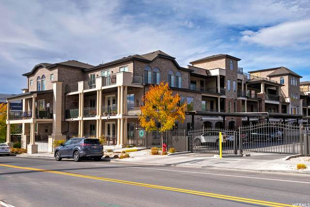 2369 E Murray Holladay Rd S #103, Holladay, UT 84117 (#1776485) :: Colemere Realty Associates