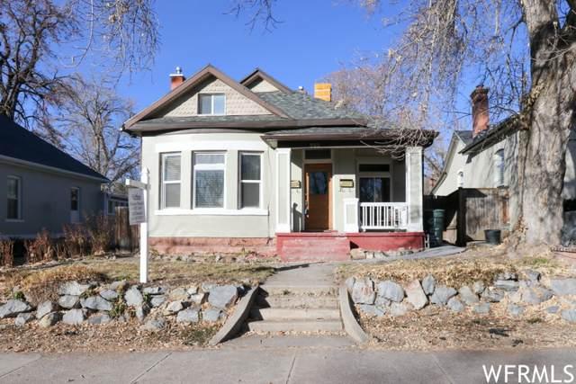 955 E 300 S, Salt Lake City, UT 84102 (#1776504) :: goBE Realty