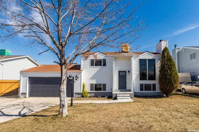 3351 S 4800 W, West Valley City, UT 84120 (#1776506) :: Colemere Realty Associates