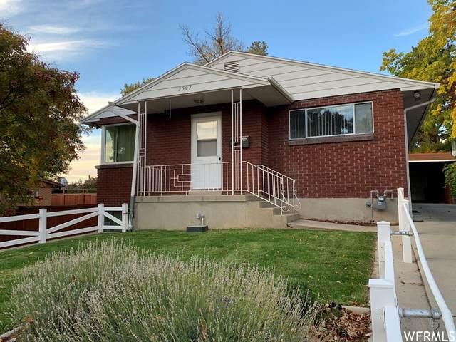 2507 E Downington Ave, Salt Lake City, UT 84108 (#1776539) :: Colemere Realty Associates