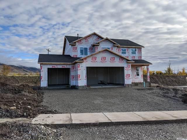 636 E Canyon Rim Rd N #27, Smithfield, UT 84335 (#1776546) :: Utah Real Estate