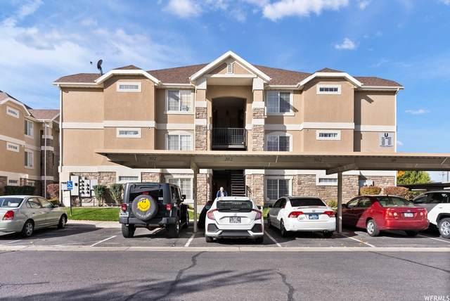 167 N Romney Ln #201, Pleasant Grove, UT 84062 (#1776556) :: Utah Real Estate