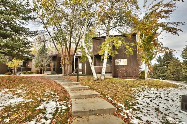 1583 Three Kings Dr #96, Park City, UT 84060 (#1776577) :: Utah Real Estate