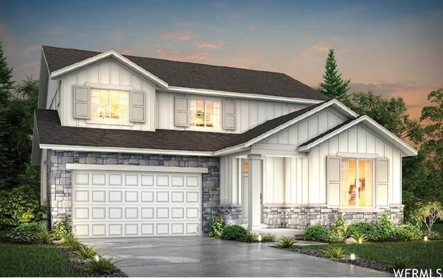 6126 W Oquirrh Ridge Rd W #242, West Jordan, UT 84081 (#1776609) :: Utah Real Estate