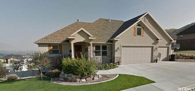1021 E 300 S, Santaquin, UT 84655 (#1776613) :: Utah Dream Properties