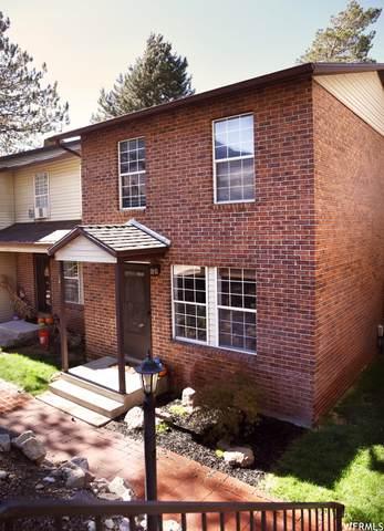 1461 S 1615 E 3A, Ogden, UT 84404 (#1776617) :: Utah Dream Properties