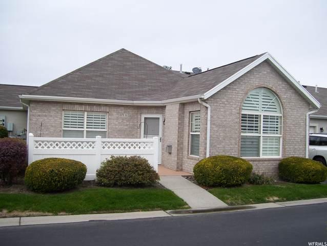 3575 S Villa View Dr A, West Valley City, UT 84119 (#1776636) :: Utah Real Estate