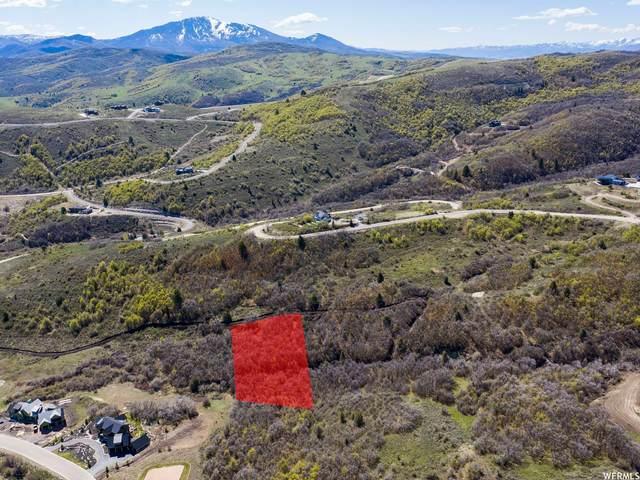 6158 E Legacy Mountain Dr #37, Huntsville, UT 84317 (#1776637) :: Colemere Realty Associates