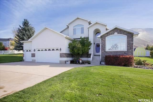 2864 N View Crest Cir, North Logan, UT 84341 (#1776665) :: Utah Dream Properties