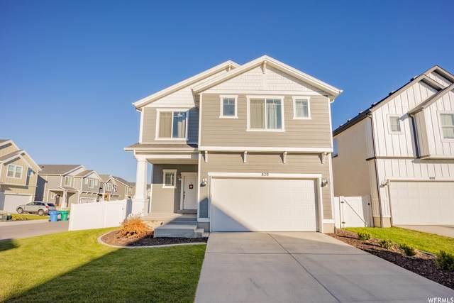 820 N 3770 W, Lehi, UT 84043 (#1776669) :: Utah Real Estate