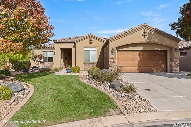 805 S Dixie Dr #55, St. George, UT 84770 (#1776673) :: Exit Realty Success