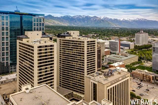 48 W 300 S 1202N, Salt Lake City, UT 84101 (#1776681) :: Utah Real Estate