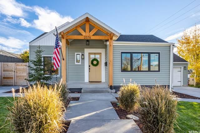 2376 E Redondo Ave, Salt Lake City, UT 84108 (#1776685) :: Colemere Realty Associates