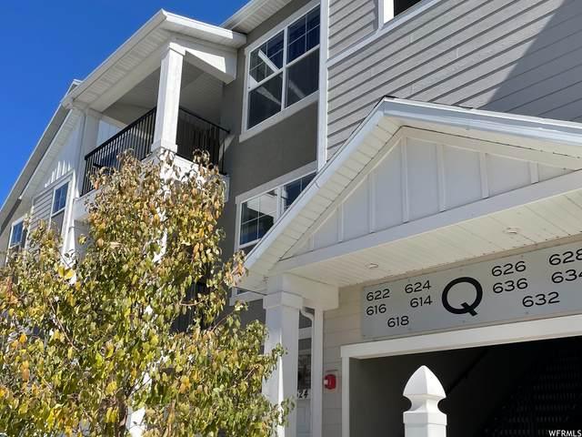 614 N Sun Peak Dr Q614, Vineyard, UT 84058 (#1776697) :: Utah Real Estate