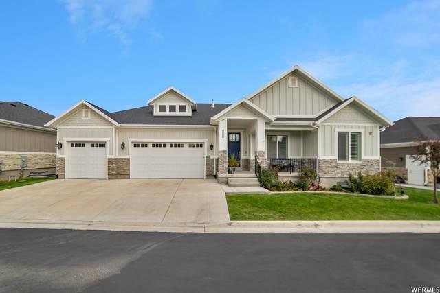 1422 W Wheadon Glenn Cv S, South Jordan, UT 84095 (#1776708) :: Pearson & Associates Real Estate