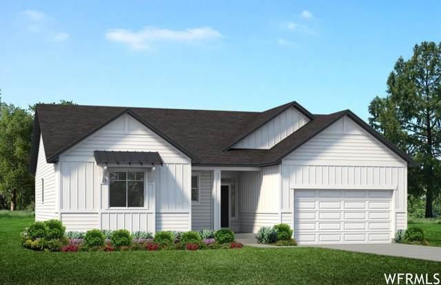 1003 E 1630 S #116, Heber City, UT 84032 (#1776827) :: Utah Real Estate
