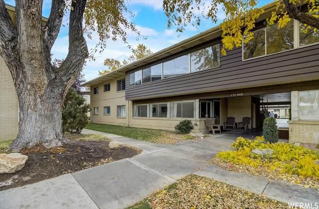 1120 E 2700 S J74, Salt Lake City, UT 84106 (#1776839) :: Utah Real Estate