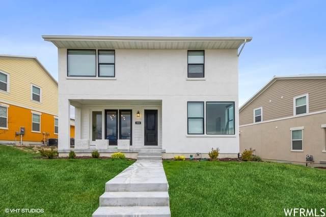 7104 W Farnsworth Peak Dr, West Jordan, UT 84081 (#1776843) :: Utah Dream Properties