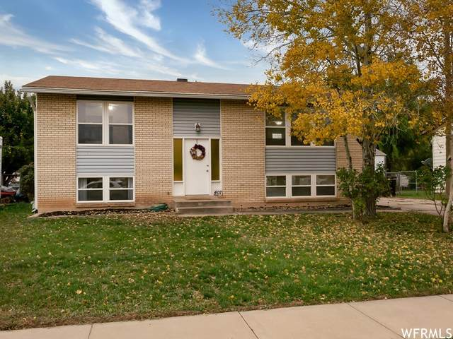 407 W 2300 S, Clearfield, UT 84015 (#1776883) :: Pearson & Associates Real Estate