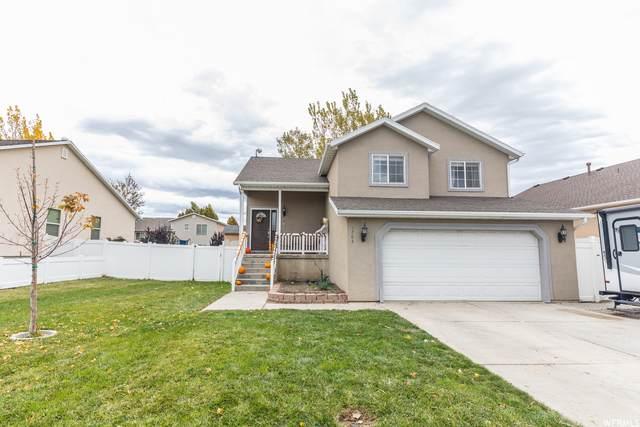 1704 N 2600 W, Lehi, UT 84043 (#1776885) :: Utah Real Estate