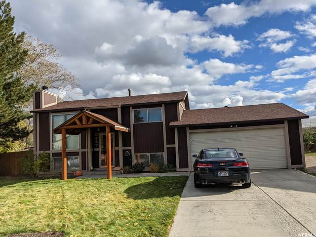 3447 S Squirewood Cir W, West Valley City, UT 84120 (#1776889) :: UVO Group