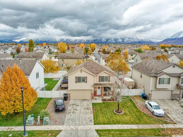391 S 1230 W, Spanish Fork, UT 84660 (#1776891) :: Pearson & Associates Real Estate