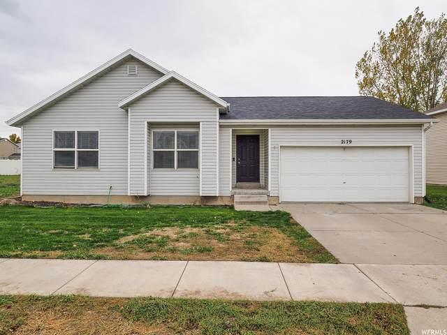 2179 W 2075 N, Clearfield, UT 84015 (#1776896) :: Utah Real Estate