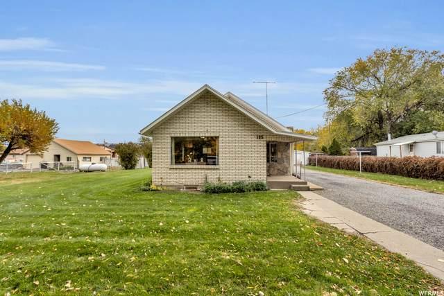 135 S 100 W, Goshen, UT 84633 (#1776897) :: Utah Real Estate