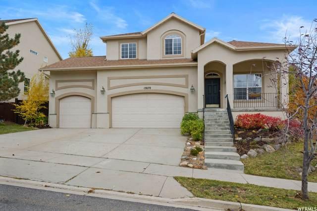 15070 S Clover Leaf Ln, Draper, UT 84020 (#1776903) :: Utah Real Estate