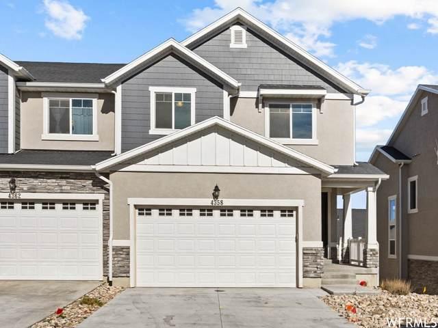 4358 W Nash Ln, Herriman, UT 84096 (#1776905) :: Utah Real Estate