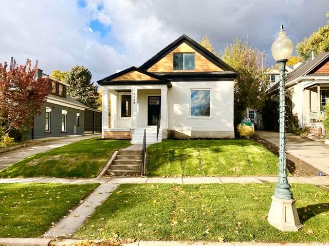 1133 E Princeton Ave, Salt Lake City, UT 84105 (#1776911) :: Utah Real Estate