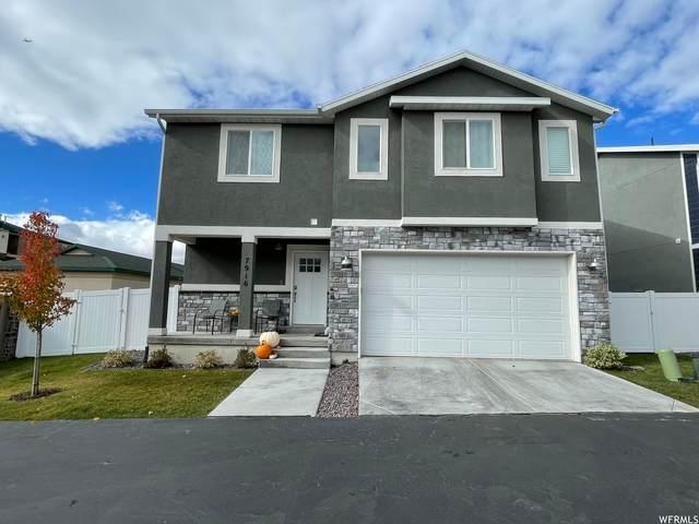 7916 S Charis Ct W, West Jordan, UT 84081 (#1776915) :: Utah Real Estate