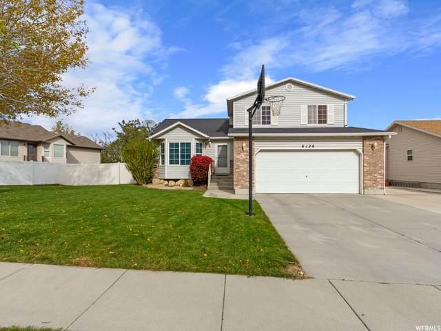 6126 W Oakshade Ln, West Jordan, UT 84081 (#1776922) :: Utah Real Estate