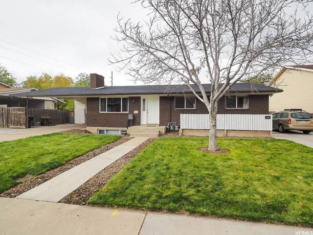 1111 N 150 W, Orem, UT 84057 (#1776924) :: Utah Real Estate