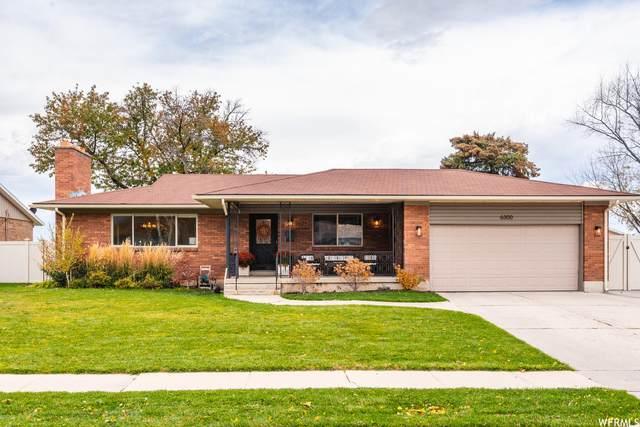 6300 S Mount Vernon Dr, Murray, UT 84107 (#1776930) :: Utah Real Estate