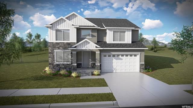 438 N Hill View Dr #2024, Saratoga Springs, UT 84045 (#1776932) :: Utah Real Estate