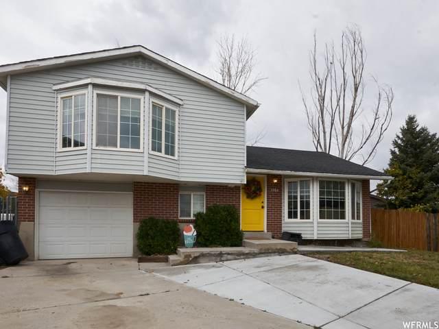 3584 W Silverglen Cir, Taylorsville, UT 84129 (#1776933) :: Utah Real Estate