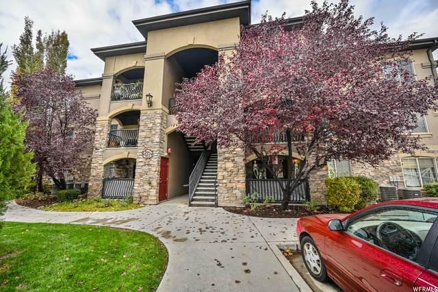 684 S 2150 W #302, Pleasant Grove, UT 84062 (#1776935) :: Utah Real Estate