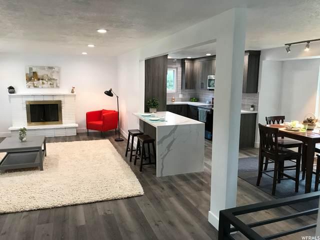 340 E Brahma Dr, Salt Lake City, UT 84107 (#1776950) :: Utah Dream Properties
