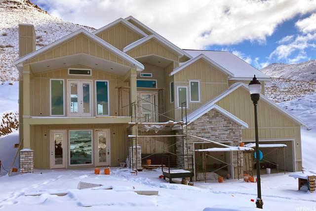 6553 W Bonnie Jean Ln. #10, Herriman, UT 84096 (#1654219) :: Big Key Real Estate
