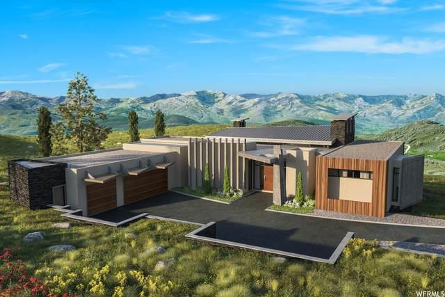 3840 Wapiti Canyon Rd #38, Park City, UT 84098 (#1654708) :: Pearson & Associates Real Estate