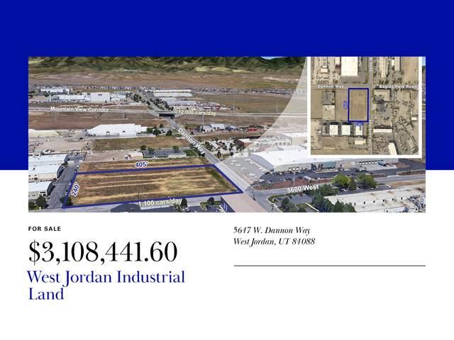 5647 W 9280 S, West Jordan, UT 84081 (#1709669) :: Bear Phelps Group