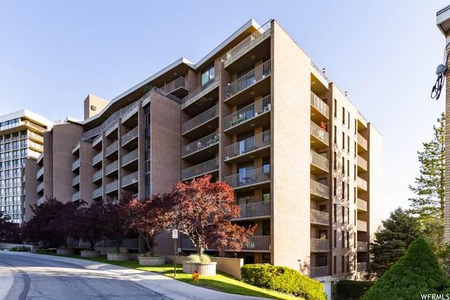 245 N Vine St #804, Salt Lake City, UT 84103 (MLS #1711908) :: Lawson Real Estate Team - Engel & Völkers