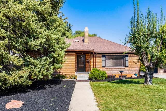 2105 E 2700 S, Salt Lake City, UT 84109 (#1714013) :: Pearson & Associates Real Estate