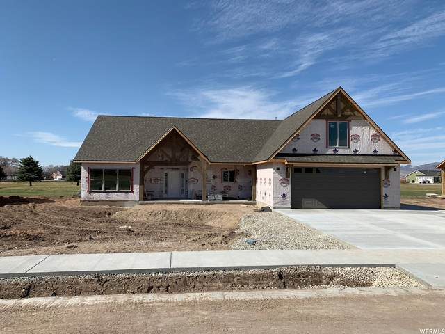 582 Eagle Dr, Preston, ID 83263 (#1715639) :: The Perry Group