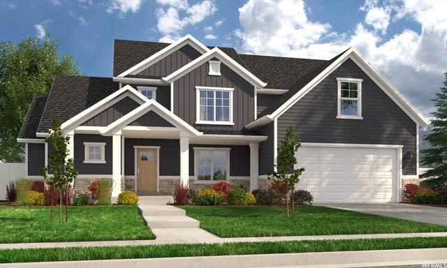 1854 S 2410 E #3, Spanish Fork, UT 84660 (#1716890) :: Berkshire Hathaway HomeServices Elite Real Estate